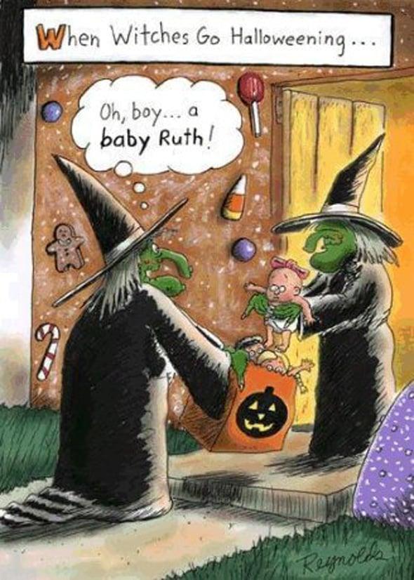 Adult halloween humor advise you