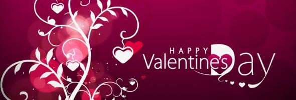 Lovely Facebook Timeline Covers for St. Valentine's Day