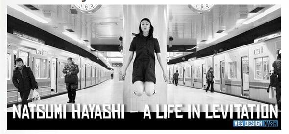 Natsumi Hayashi – A Life in Levitation