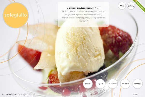 100 Smashing Websites with Full Screen Image Backgrounds