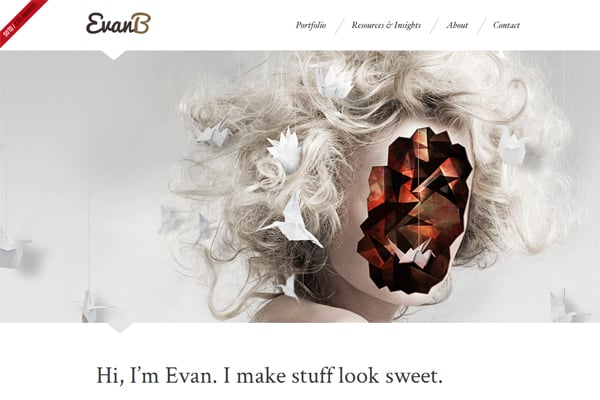 100 Smashing Websites with Full Screen Background Images