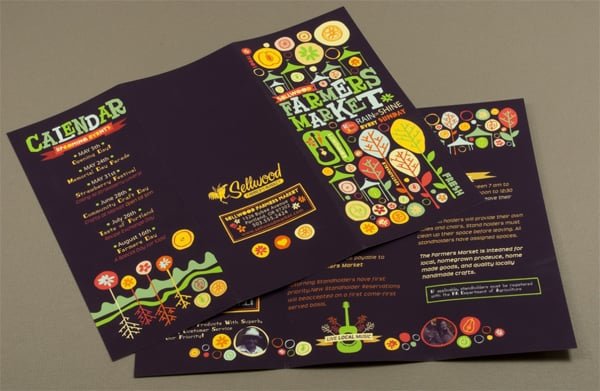 50 Brochure Examples to Get Your Inspiration Out