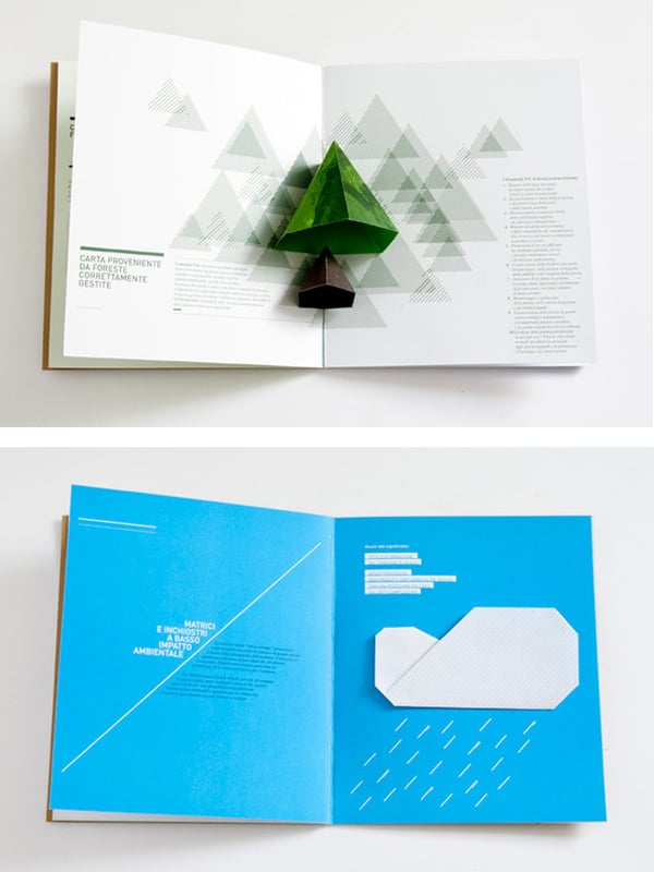 50 Amazing Brochure Examples to Get Your Inspiration Out