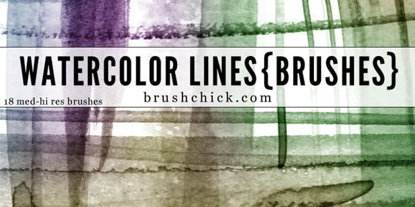 100 Free Brushes for Photoshop