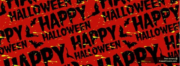 Happy Halloweeb Facebook Cover