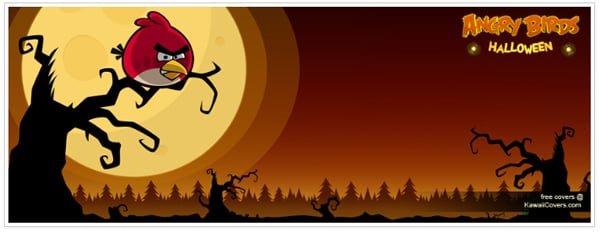 Angry Birds – Facebook Cover