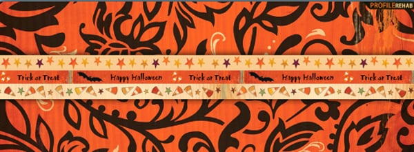 Happy Halloween Facebook Cover