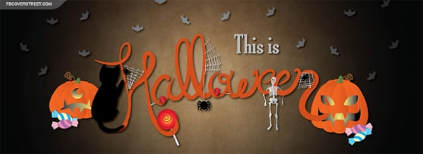This is Halloween Facebook Cover