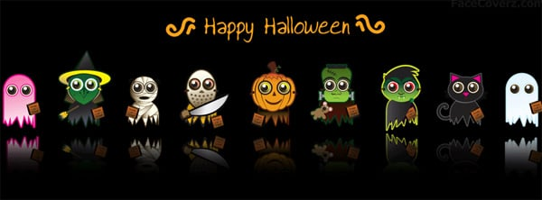Halloween #2 Facebook Cover