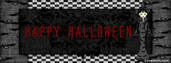 Halloween Witch Facebook Cover