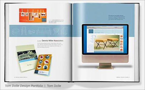 Publish Your Web Designs In A Photo Book