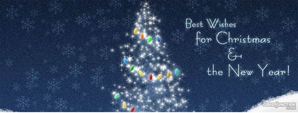 christmas tree facebooc cover - Christmas Tree Covers