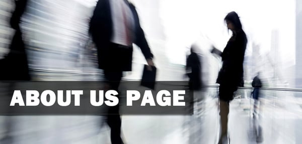 A Good About Us Page - What It Is and How to Create It Right | Design Web Kit