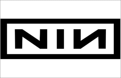 nine inch nails typography - photo #9