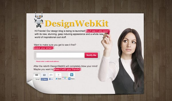 How To Design A Perfect Landing Page For Your Website