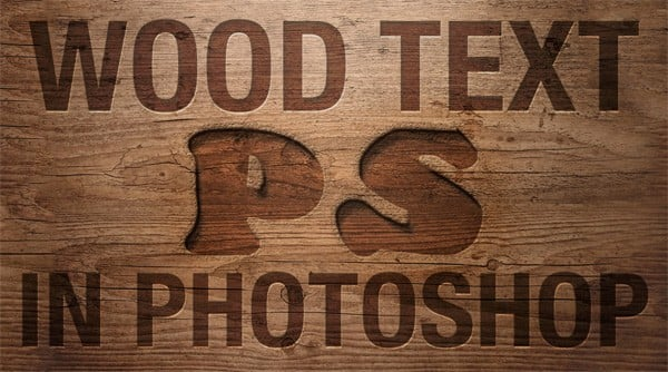 35 Fresh Photoshop Text Effect Tutorials of 2013