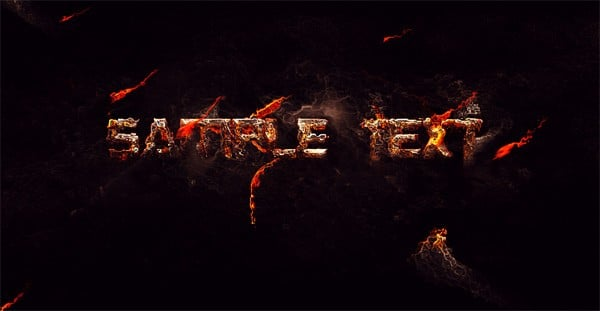 35 Fresh Photoshop Text Tutorials 2013