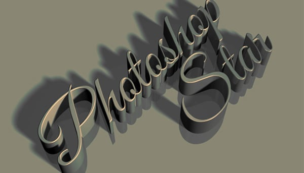 Photoshop Text Effects Tutorials 2013