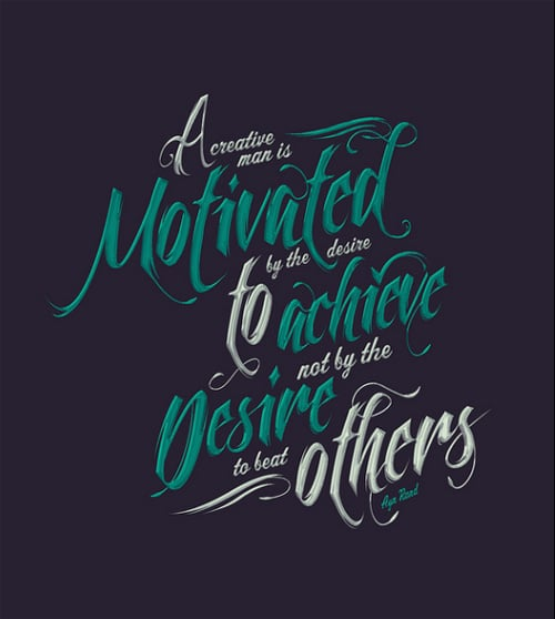 50 Motivational Typography Quotes To Fuel Designers