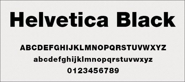 Fonts in Web Design