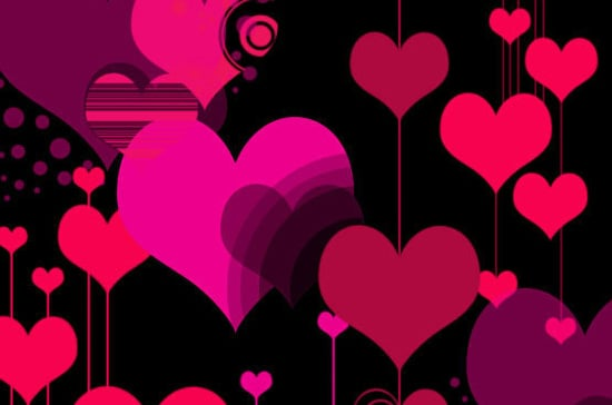 Valentine's Day Photoshop Resources: Brushes, Fonts and Icons