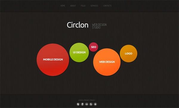 3d Website Templates. art gallery website template over millions ...