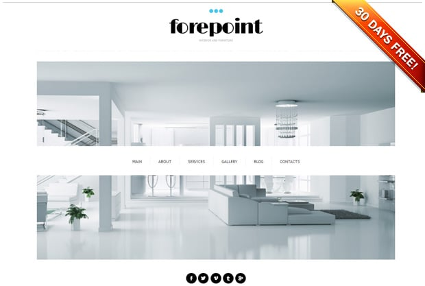 Free Interactive Website Templates. Free Html Website Templates ...