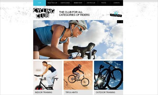 Sports Website Templates Serving Your Needs Online