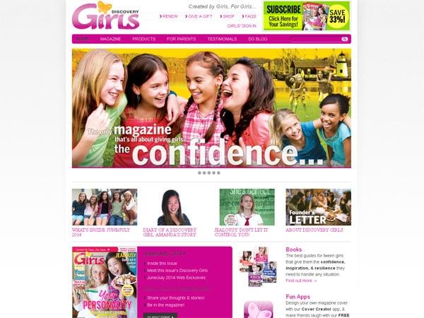 appropriate-teen-girl-websites