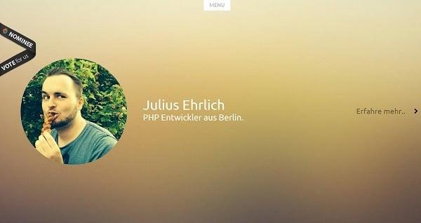 Julius Ehrlich