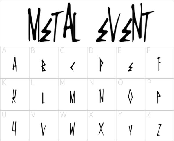 Metal Event