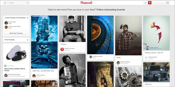 If You Haven't Pinned Your Design on Pinterest, Know What You are Losing!