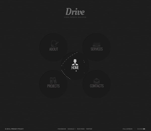 Symmetry and Asymmetry in Web Design