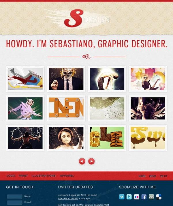 Create Websites in Photoshop – 50 Step-by-Step Tutorials