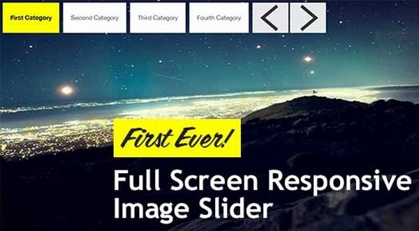 Responsive jQuery Content Slider
