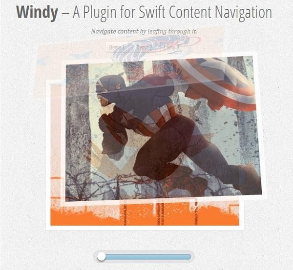 Content Navigation Plugin