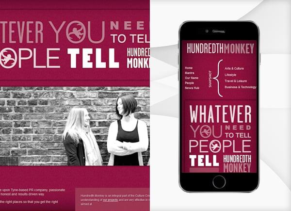 Responsive Typography Main