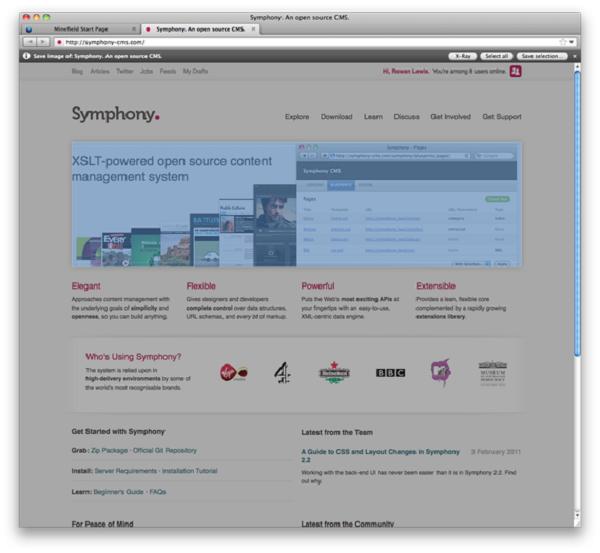 Firefox Screenshot Capture Addons - Abduction