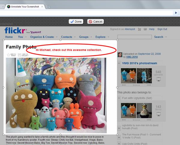 Firefox Screenshot Capture Addons - Awesome Screenshot Plus