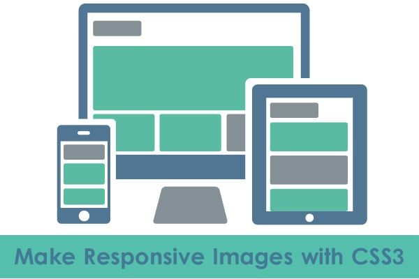 make responsive images main