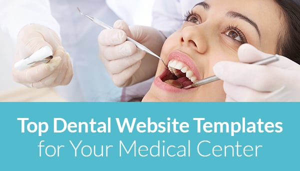 Dental Website Templates - main