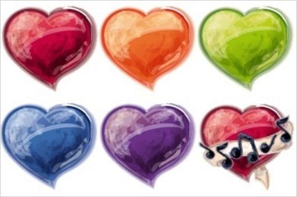 Valentine Icons by mirella.design