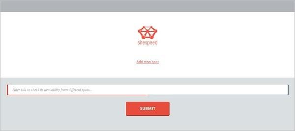 Page Speed Testing Tools - Sitespeed