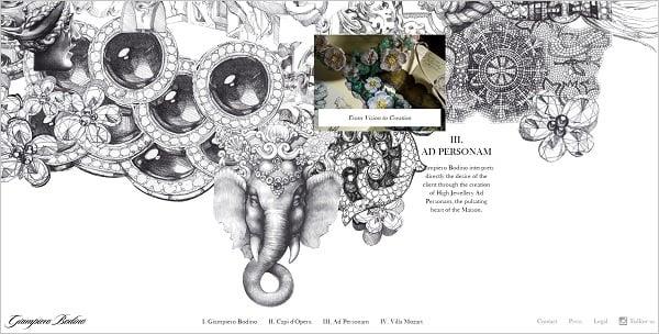 Parallax scrolling websites - giampierobodino