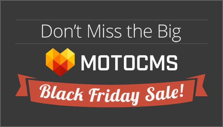 motocms black friday sale - main