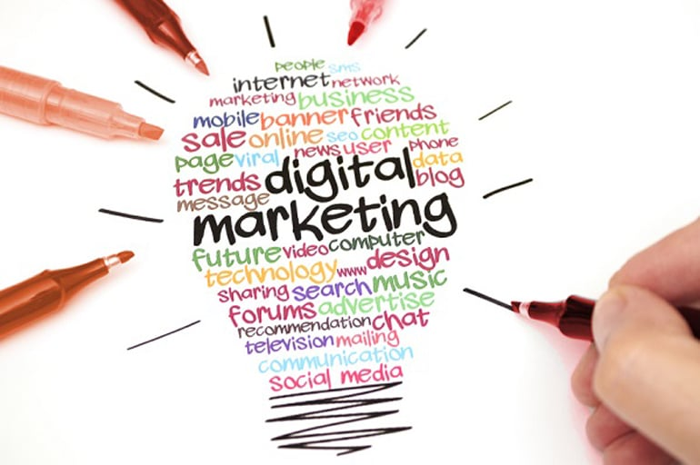 Digital Marketing Trends 2016 - main