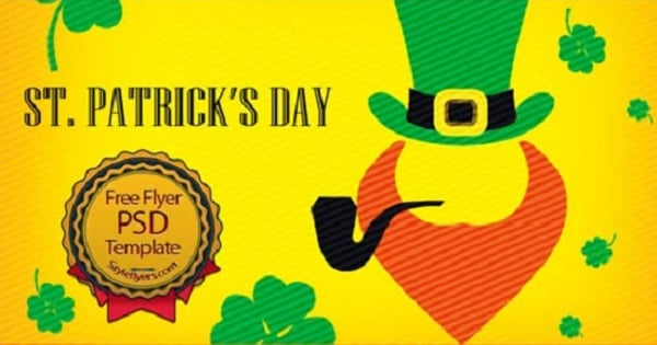 Saint Patrick's Day 2016 - flyer