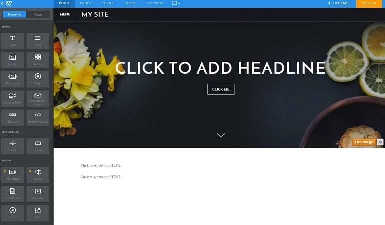 Best CMS website builders 2016 - weebly