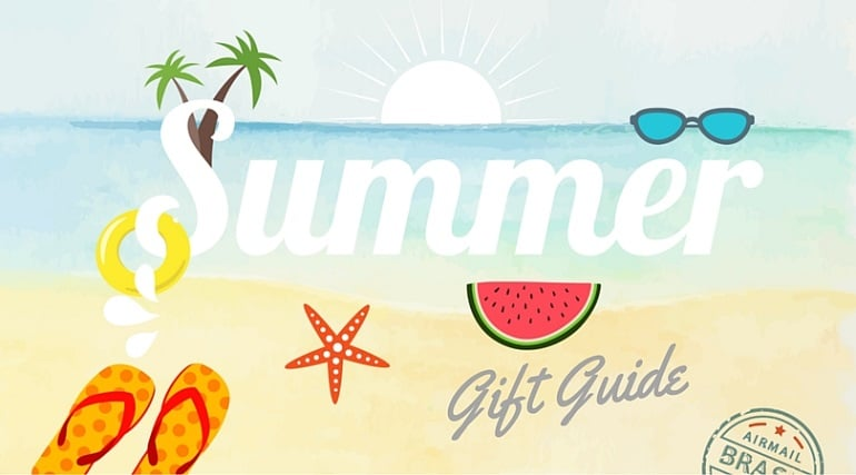 summer gift guide for web designers - featured image