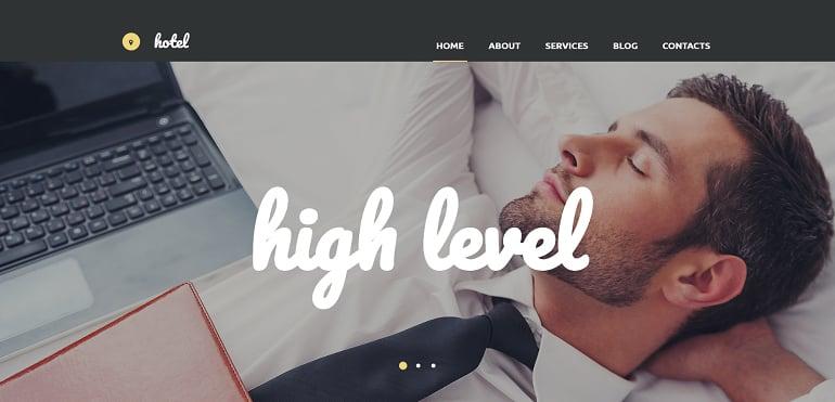 create-a-hotel-website-high-level